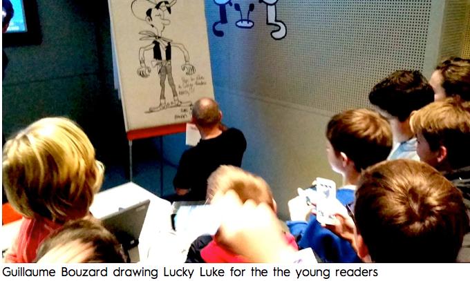Happy Birthday Lucky Luke Europe Comics