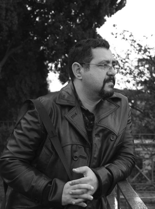Spanish scriptwriter El Torres