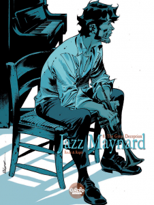 Jazz Maynard #8