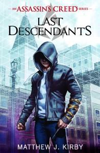 Last Descendants cover