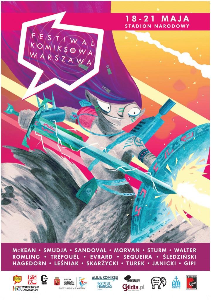 warsaw_comics_fest_2017_poster