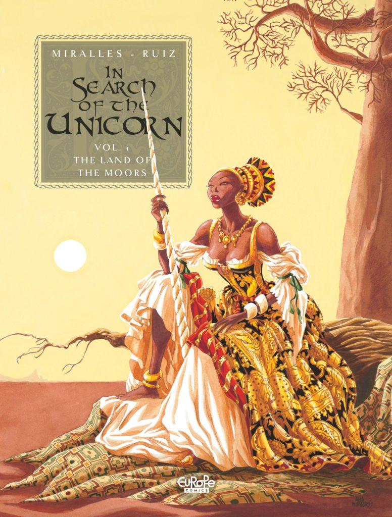 1 The Land Of Moors Europe Comics Tiny Treasures I Love Unicorns