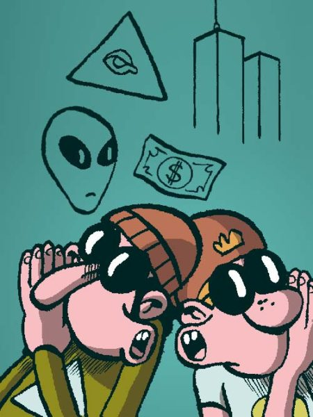 Conspiracy Club Europe Comics Webtoon Factory