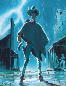 Lucky Luke cover design