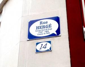 Rue Herge