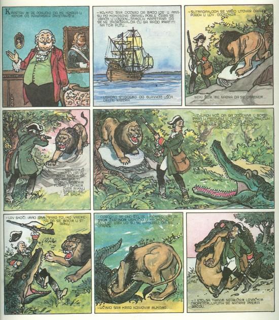 Djordje Lobacev – Tall Tales of Baron Minhausen (1940)