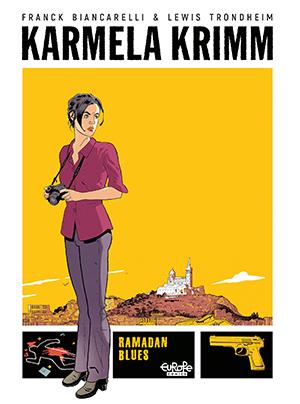 Karmela Krimm Cover