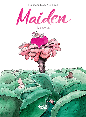 Maiden, Pucelle, Cover