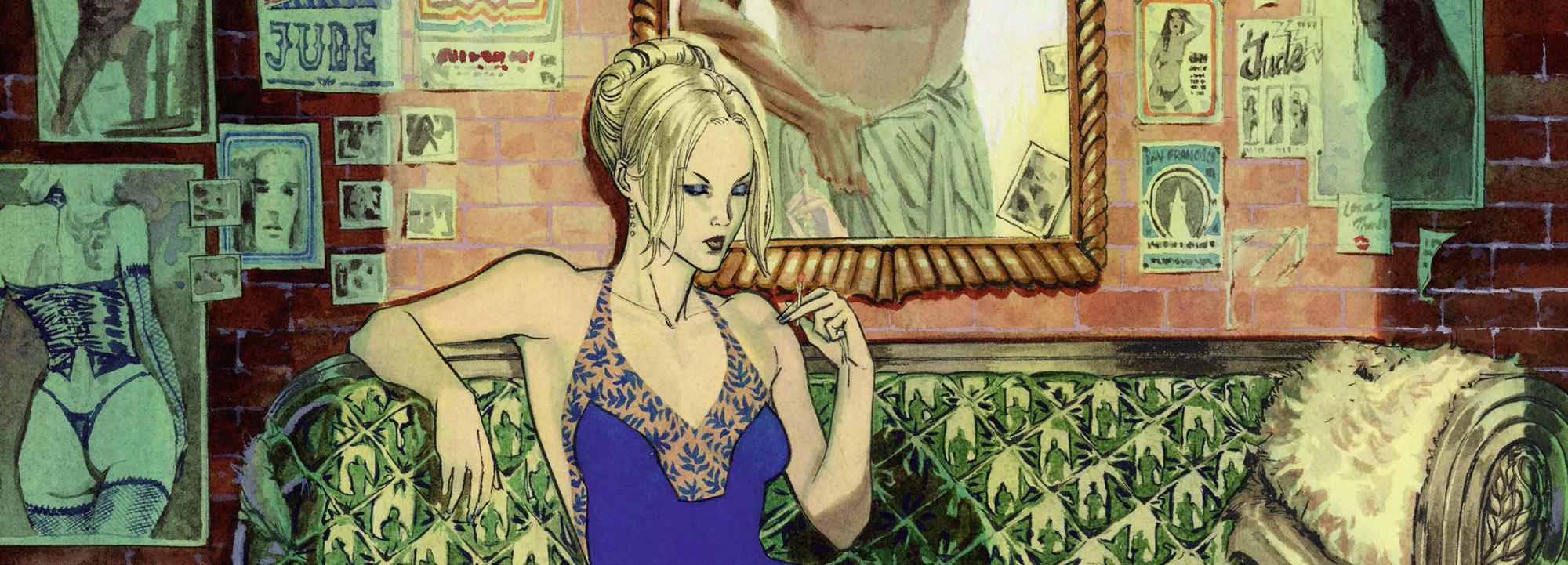 American Erotic Comics reading list: erotica - europe comics