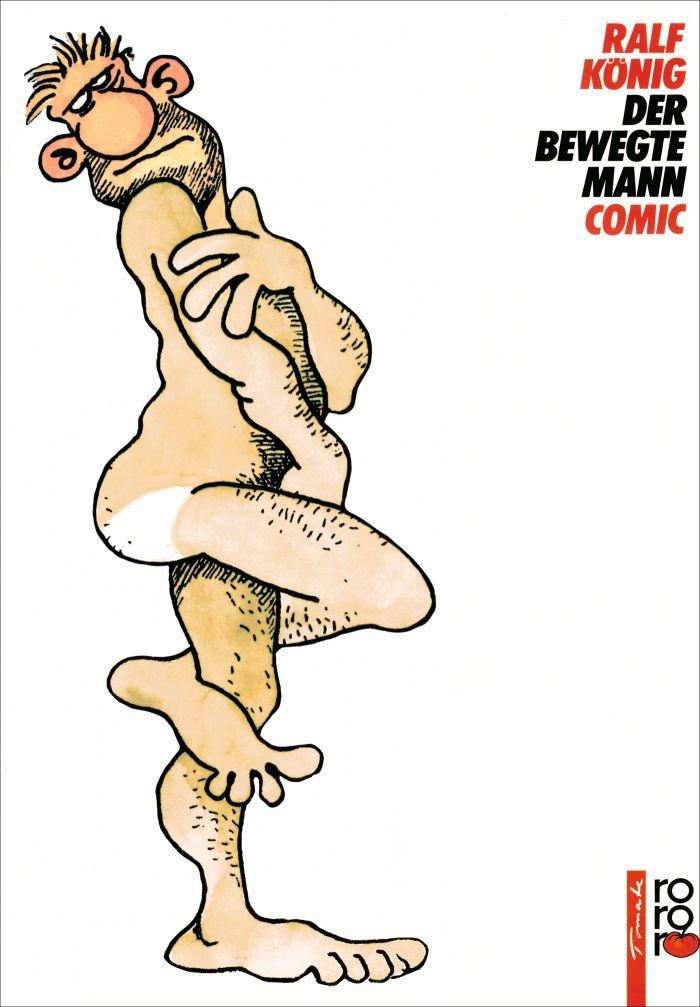 """""""Der bewegte Mann"""" by Ralf König, 1992"""