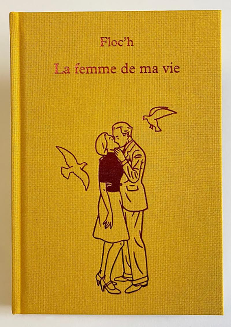 Floc'h comics La femme de ma vie cover