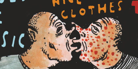 Nationalist Love Nacjolove Jakub Topor Creator Interview Comics Artist Comic book Graphic Novel