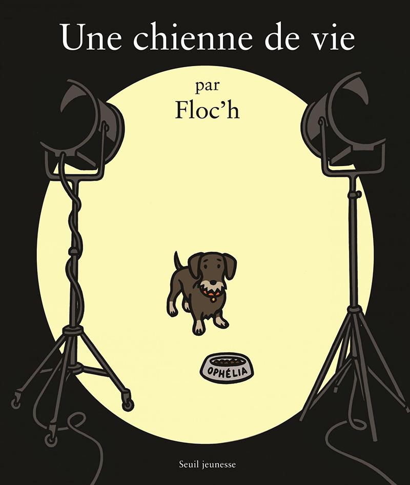 Floc'h cover comics Une Chienne de vie