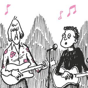 The Story of the Velvet Underground Trailer banner rock band prosperi buri comics graphic novel