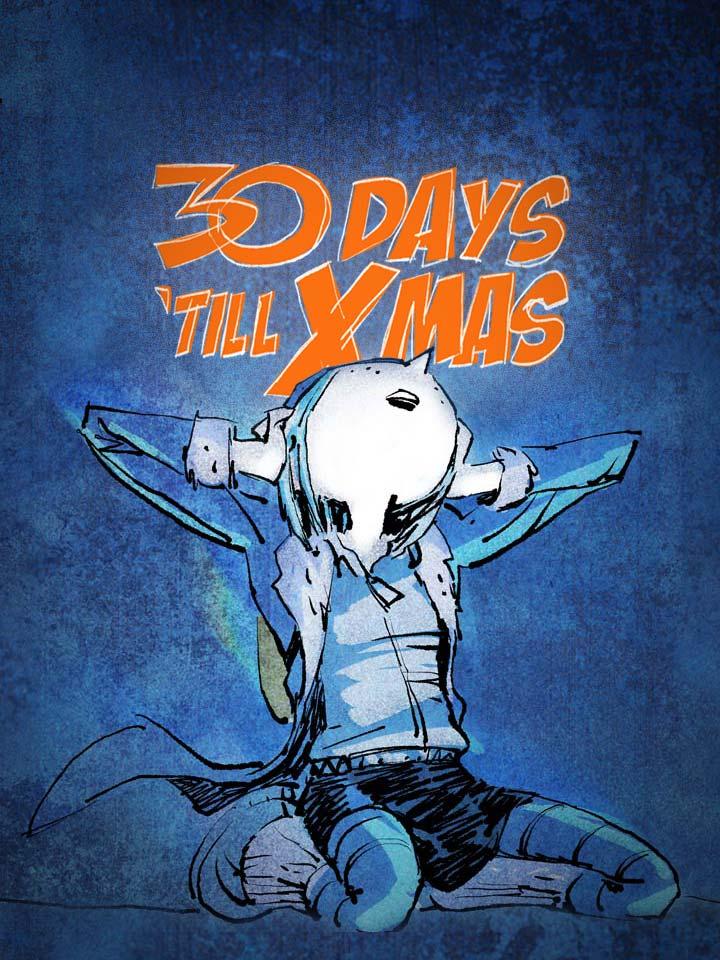 Thirty Days Webtoon Europe Comics