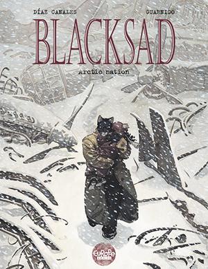 Blacksad Comic book Comics cover