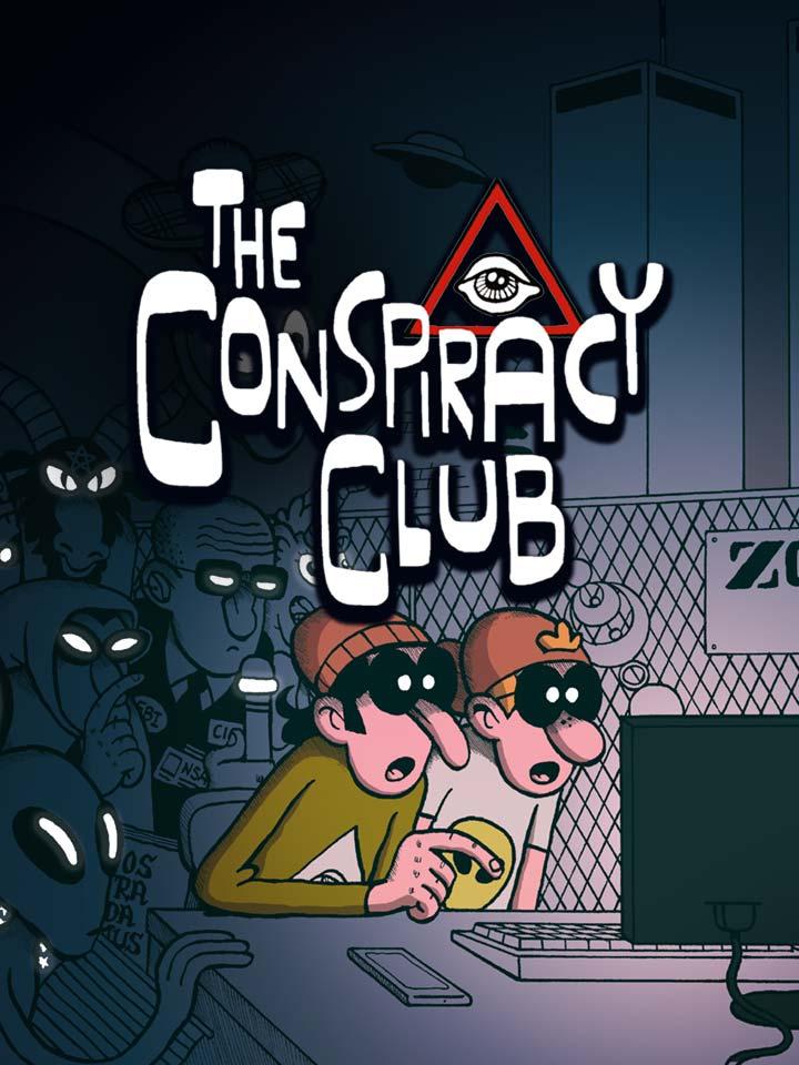 Conspiracy Club Webtoon Europe Comics