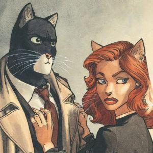 Blacksad Juanjo Guanido Comics eleven coolest cats in comics