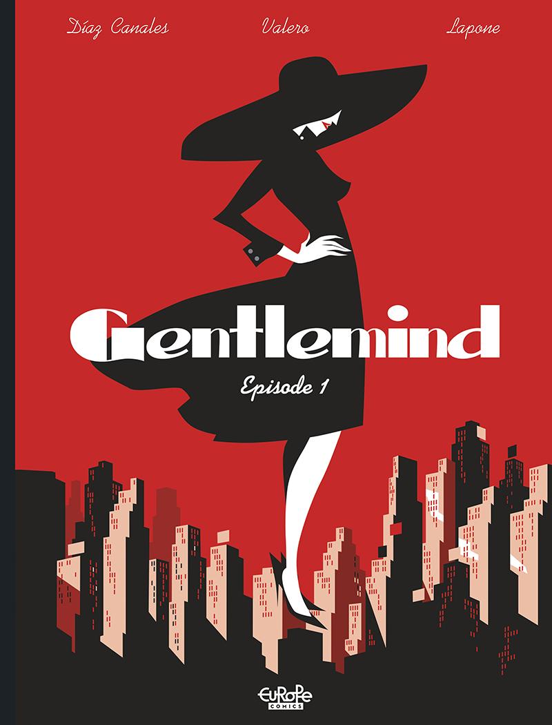 Gentlelind Cover Comics Comic Book Graphic Novel Artist Creator Antonio Lapone Writer Teresa Valero, Juan Díaz Canales