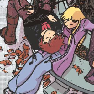 Valentine Managa Comics Graphic Novel
