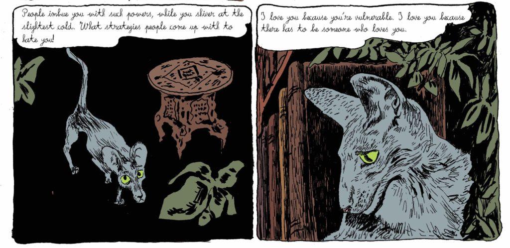 Rabbi's Cat Sfar Europe Comics