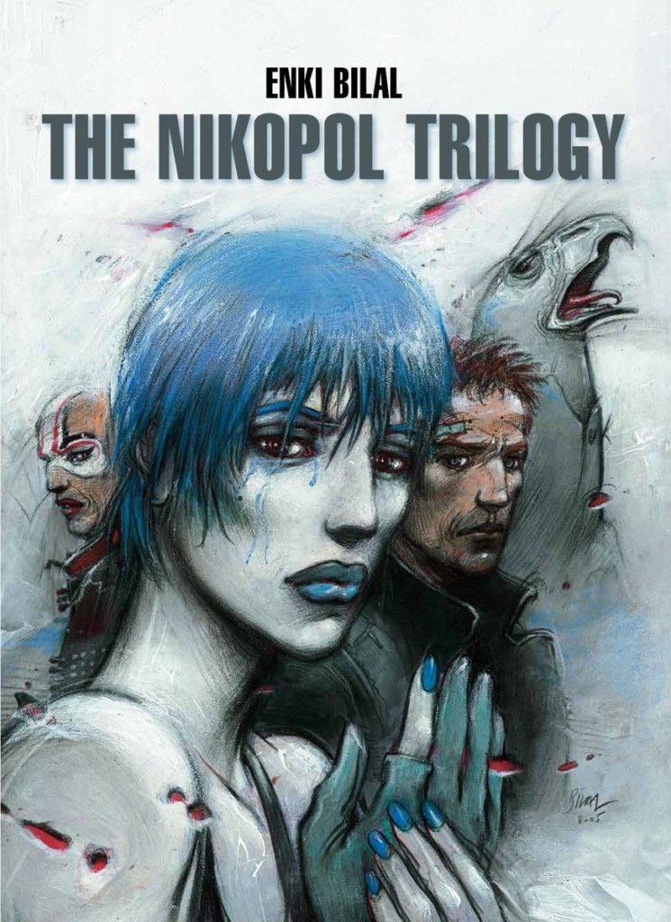 Nikopol Trilogy Europe Comics